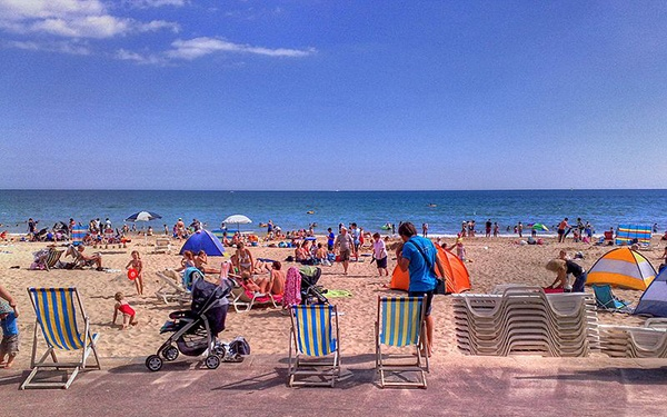 bournemouth with toddlers
